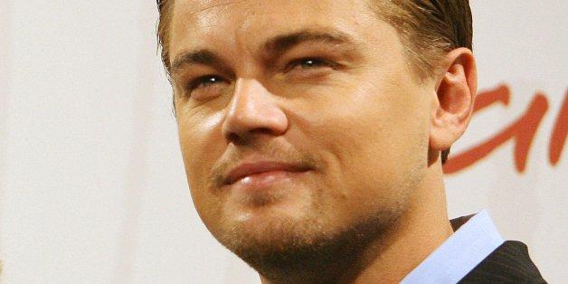 Leonardo Dicaprio plays evil slave master Calvin Candie in Tarantino's film