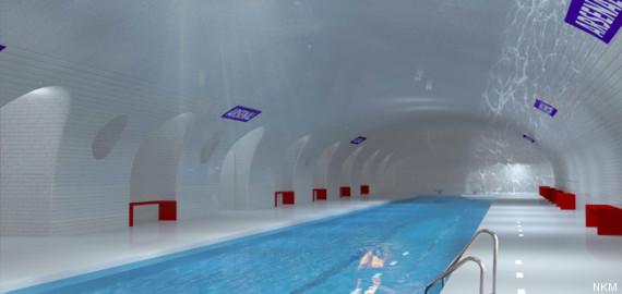 piscine arsenal