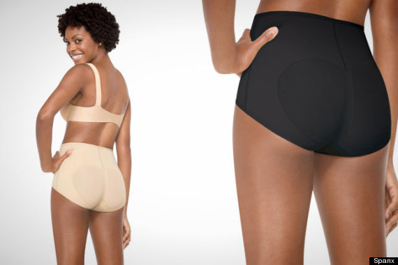 b90c43657b142 Spanx Booty Bra  Shapewear Will Keep Your Bum Cheeks  Perky And Separated