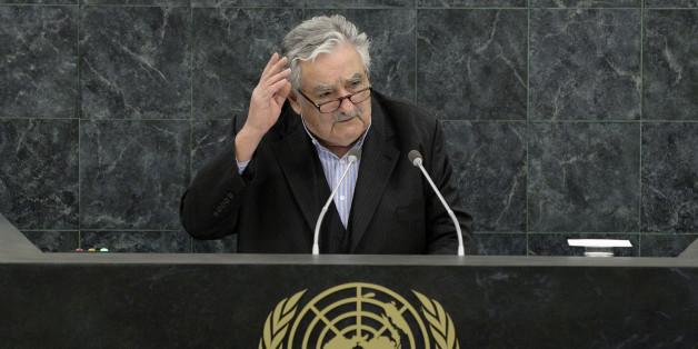 José Mujica gibt sich volksnah und ist dabei authentisch.