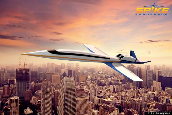 spike aerospace end 2