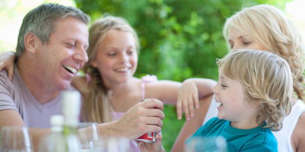 Dinner Table Talk Can Jump Start Your Kid's Career
