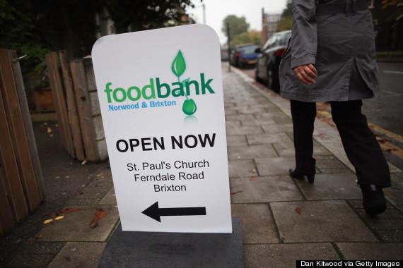 food bank church uk