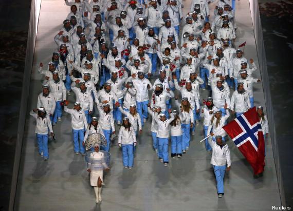 norvege sotchi