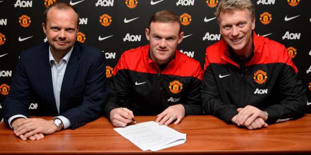 Rooney is the highest-paid player at United by a distance