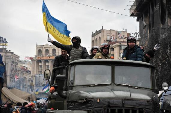 ukraine violences