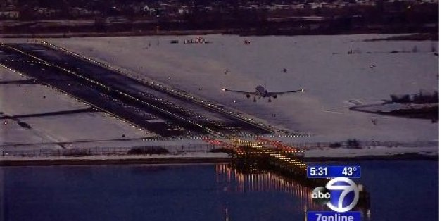 Problems With Runway Lights At JFK Airport