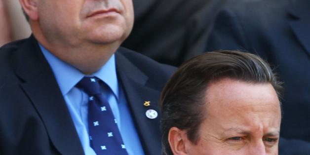 Salmond and Cameron