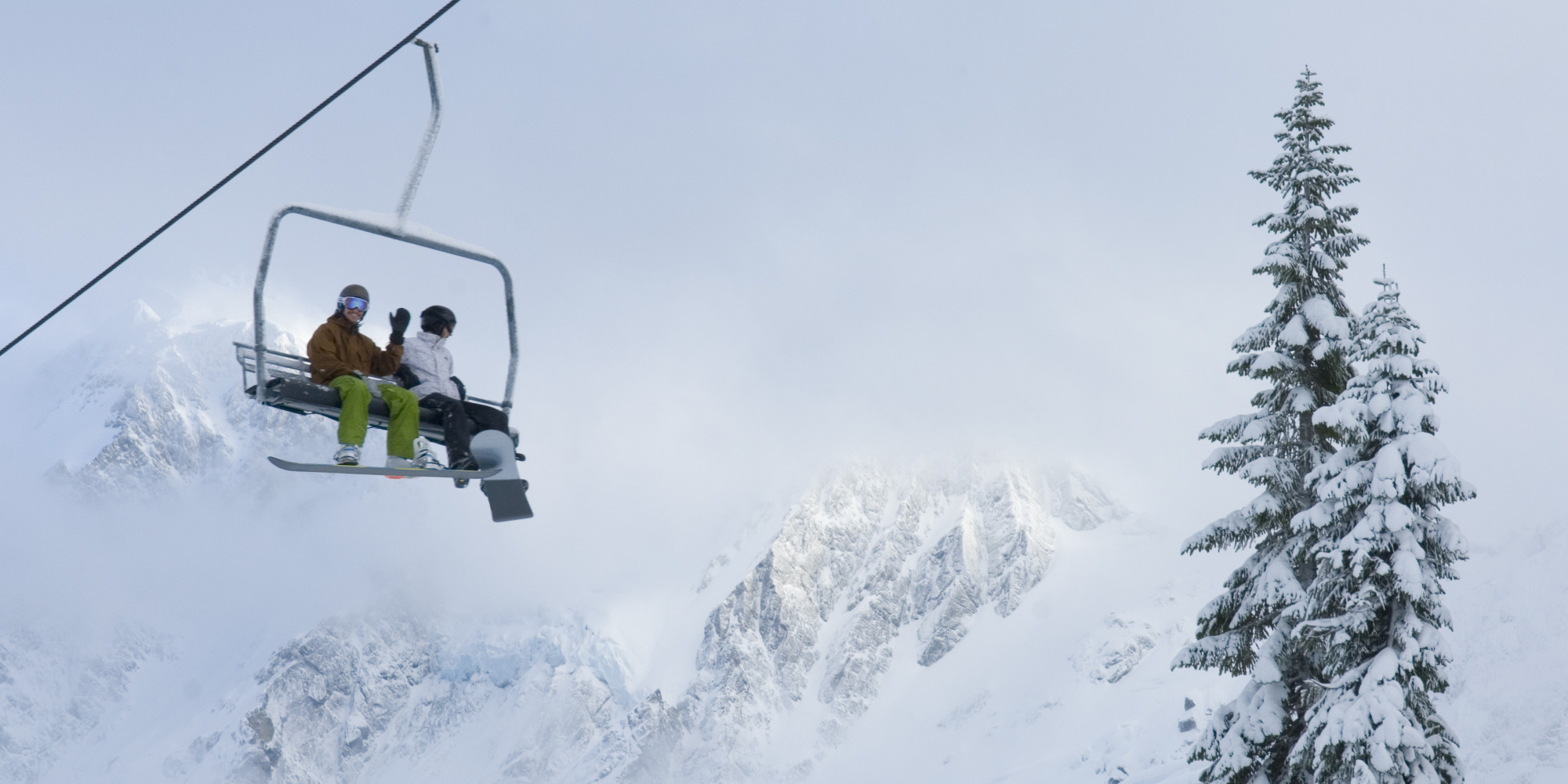 Ski Lifts and the Human Condition