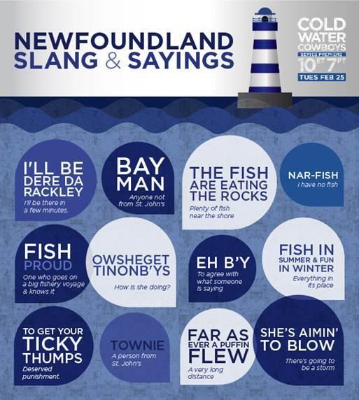 newfoundland slang