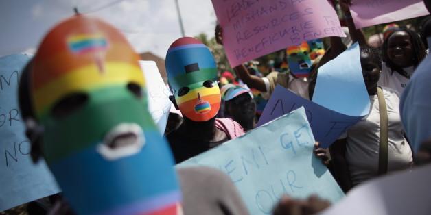 Die USA und die Vereinten Nationen kritisieren das Gesetz zur Verfolgung Homosexueller scharf.