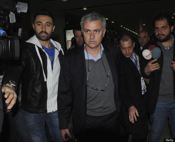 jose mourinho chelsea strikers