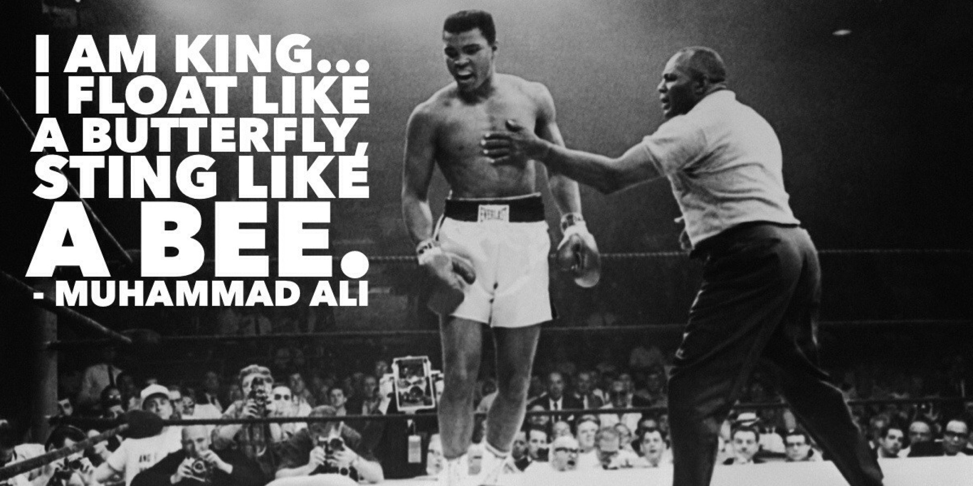 Muhammad Ali Defeated Sonny Liston To Become The Heavyweight Boxing Champion 50 Years Ago Today VIDEO