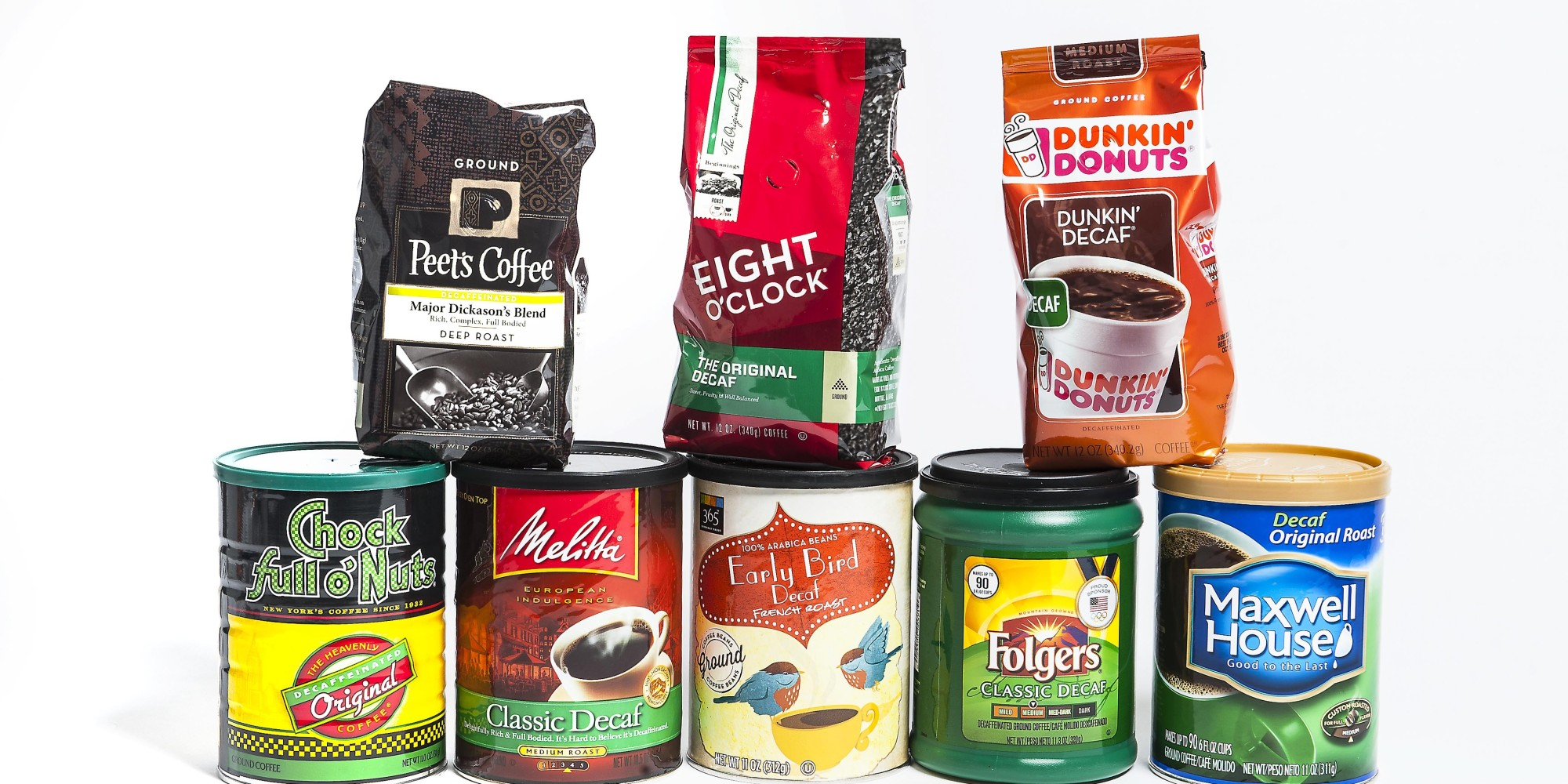 Decaf Coffee Taste Test: The Good, The Bad And The Really, Really Bad |  HuffPost