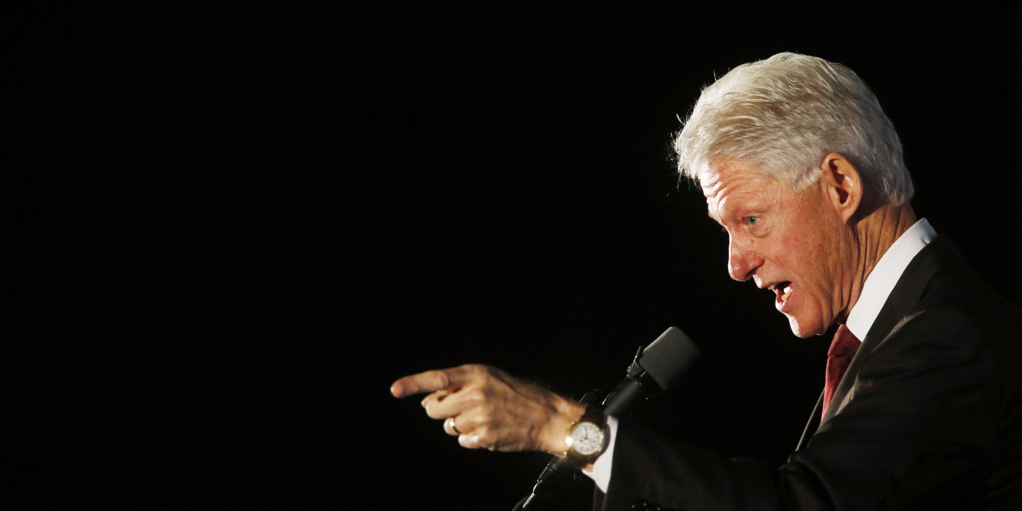 an argument against bill clintons presidential success Whitewater began back in 1978 when bill and hillary clinton along with against william jefferson clinton, president of the with closing arguments.