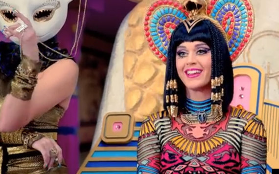 katy perry dark horse video