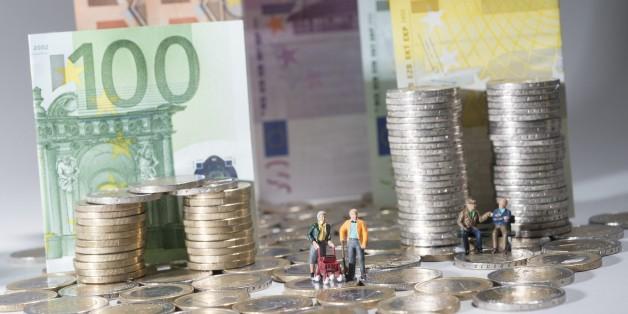 Die Vermögen in Deutschland sind äußerst ungleich verteilt