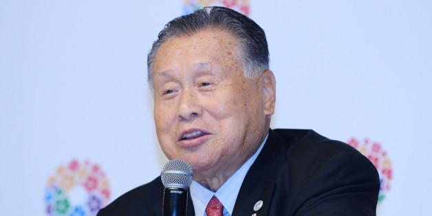 森喜朗・元首相