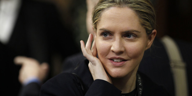 Louise Mensch, the former Conservative MP for Corby