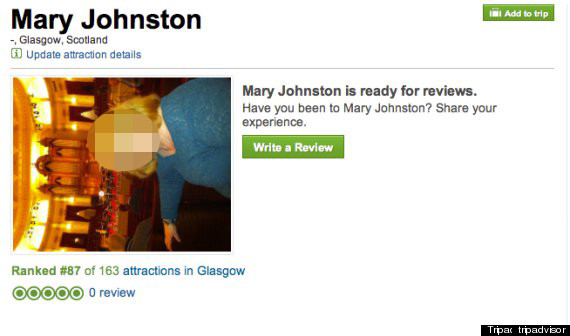 maryjohnston