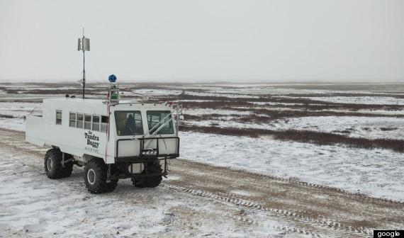 tundra buggy