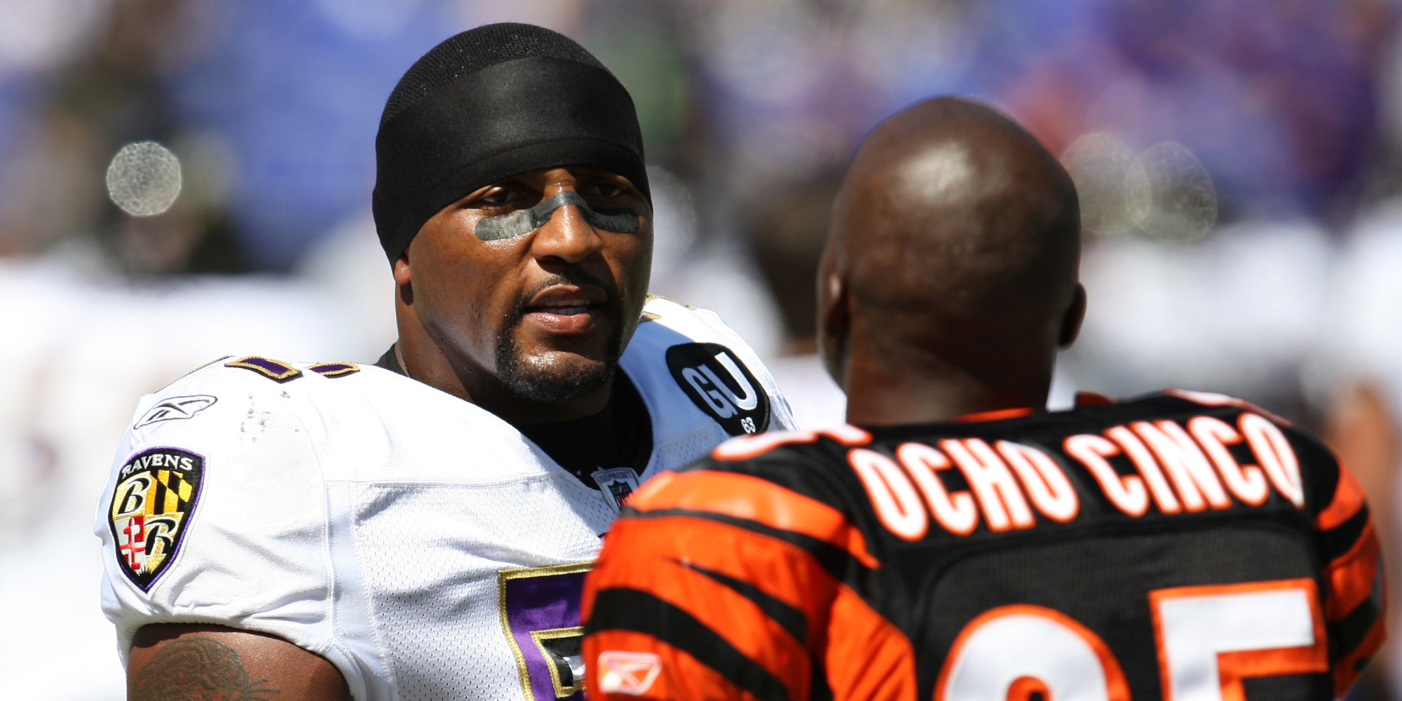 Chad Johnson Claims He Tried To Fight Ray Lewis Twice