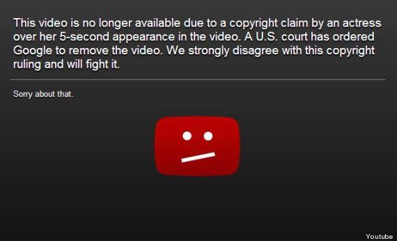 innocence des musulmans youtube