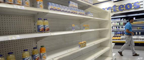 penuries venezuela