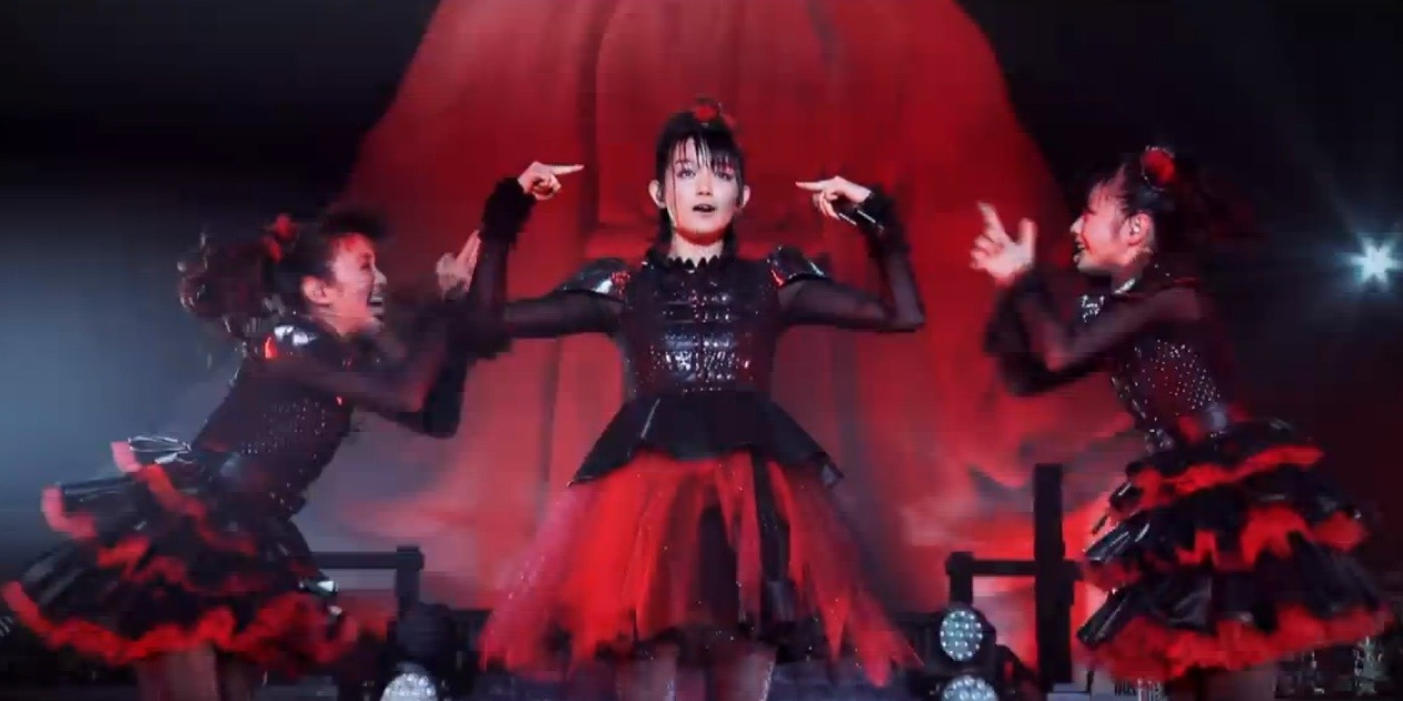 babymetal japan s cute heavy metal band releases new