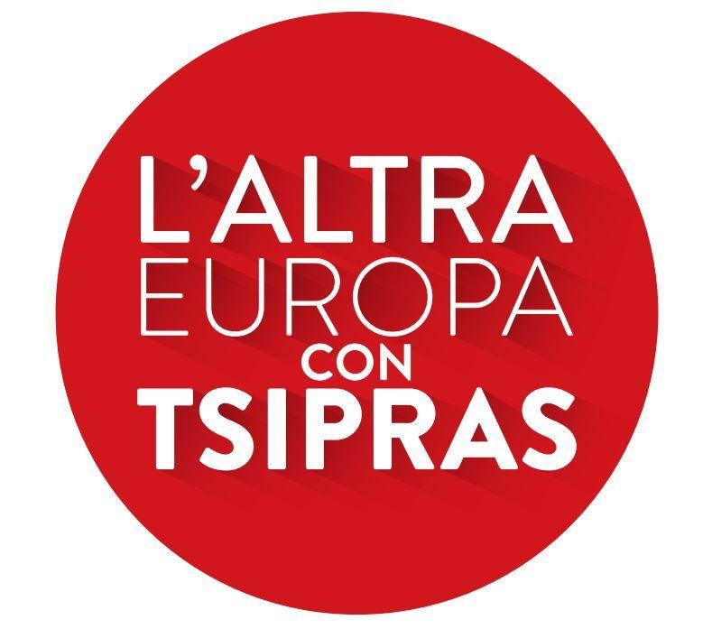altra europa con tsipras