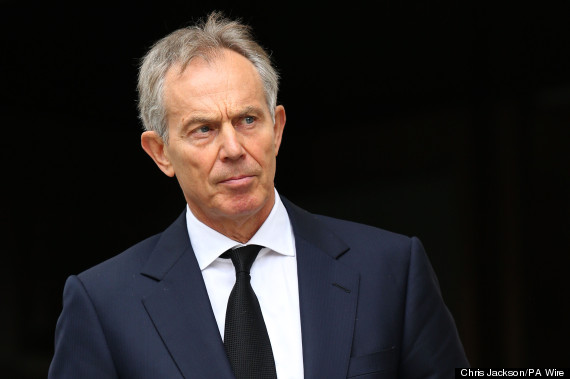 Tony Blair Says ISIS's Success In Iraq Is Due To Failure To Intervene In Syria, Not 2003 Invasion