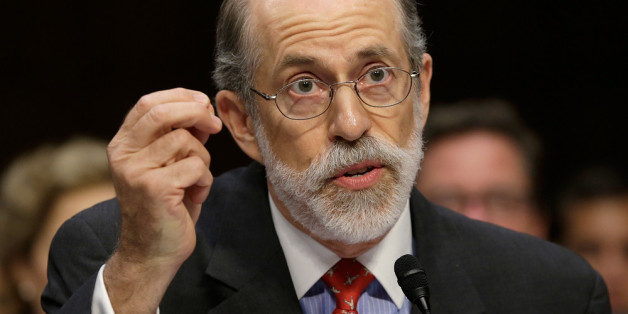 Center for Security Policy's Frank Gaffney wants anti-tax crusader Grover Norquist banned from CPAC. (Win McNamee/Getty Images)