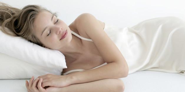 Sleeping sexy teens