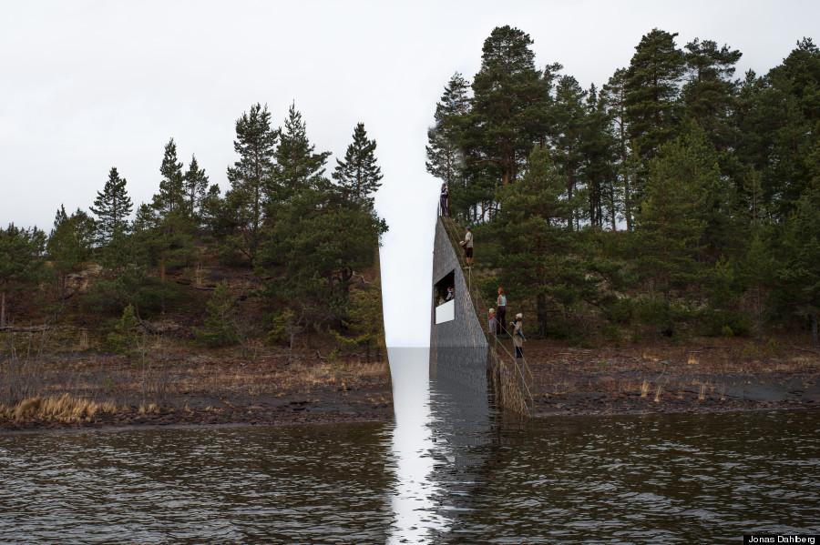 norway shooting memorial
