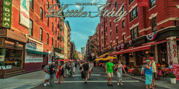 East Harlem Tables: Food and Italian Immigrant Cultures