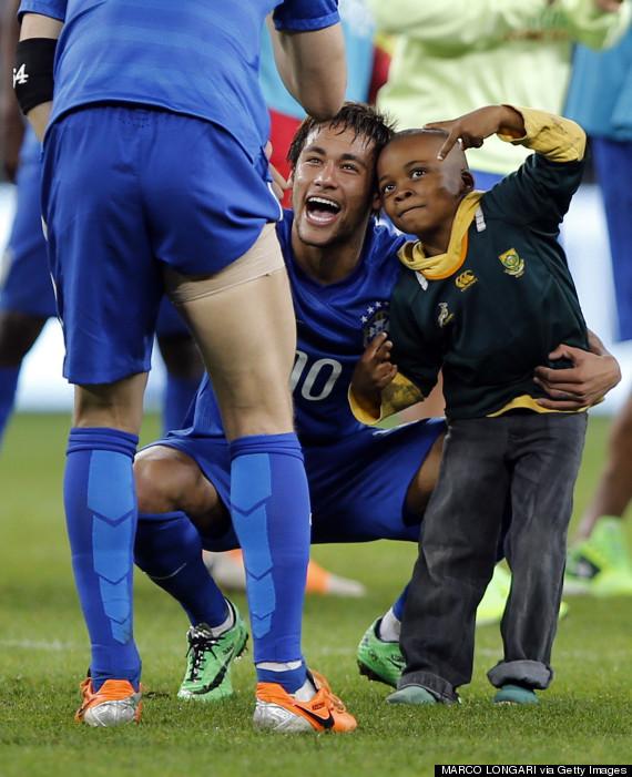 neymar young fan