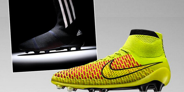 0aecfa628aa1 Nike Magista And Adidas Primeknit FS World Cup Boots Revealed (PICTURES)