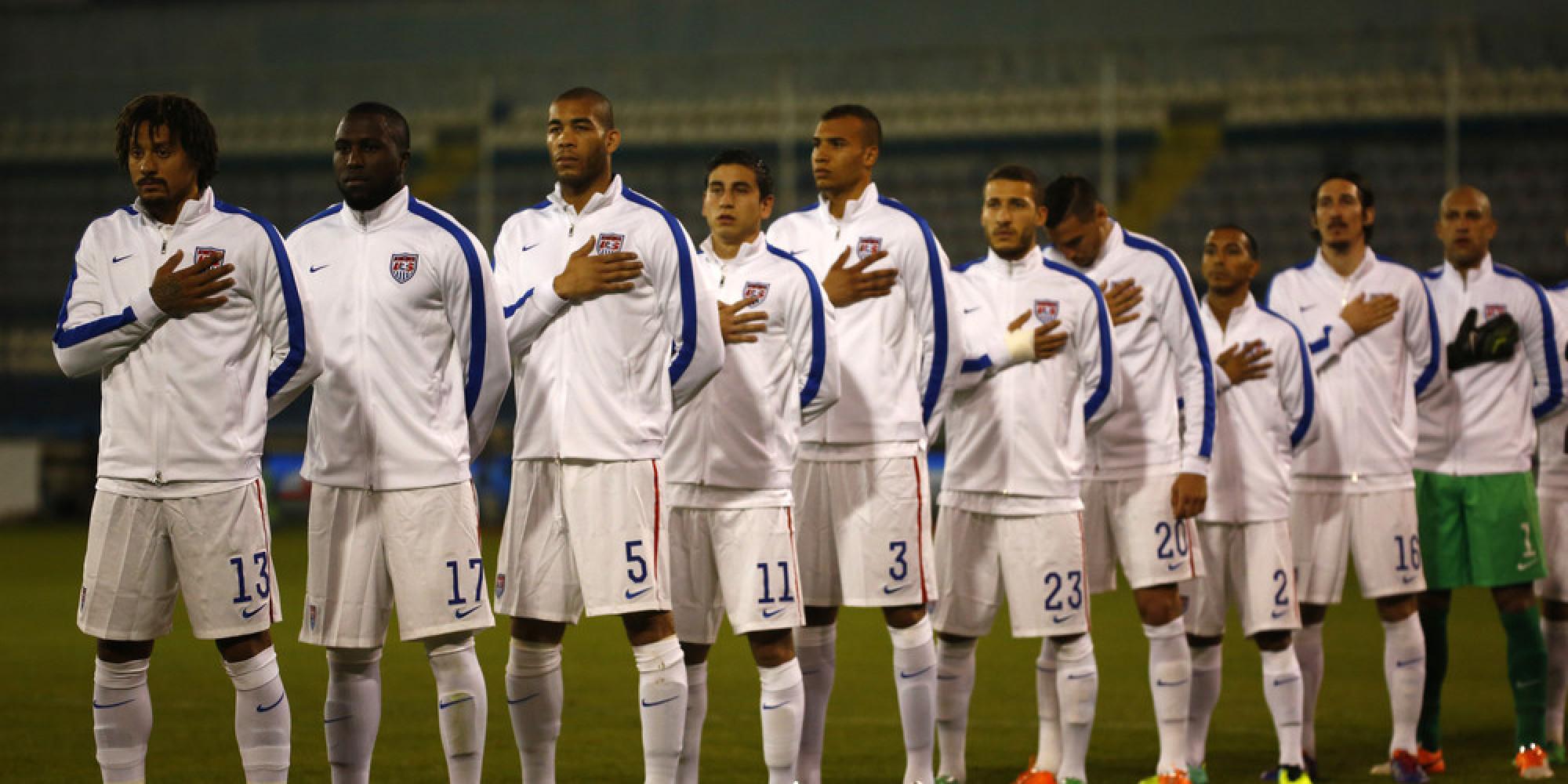 the best attitude f52af 70c2c Mens Usa Soccer Team Apparel