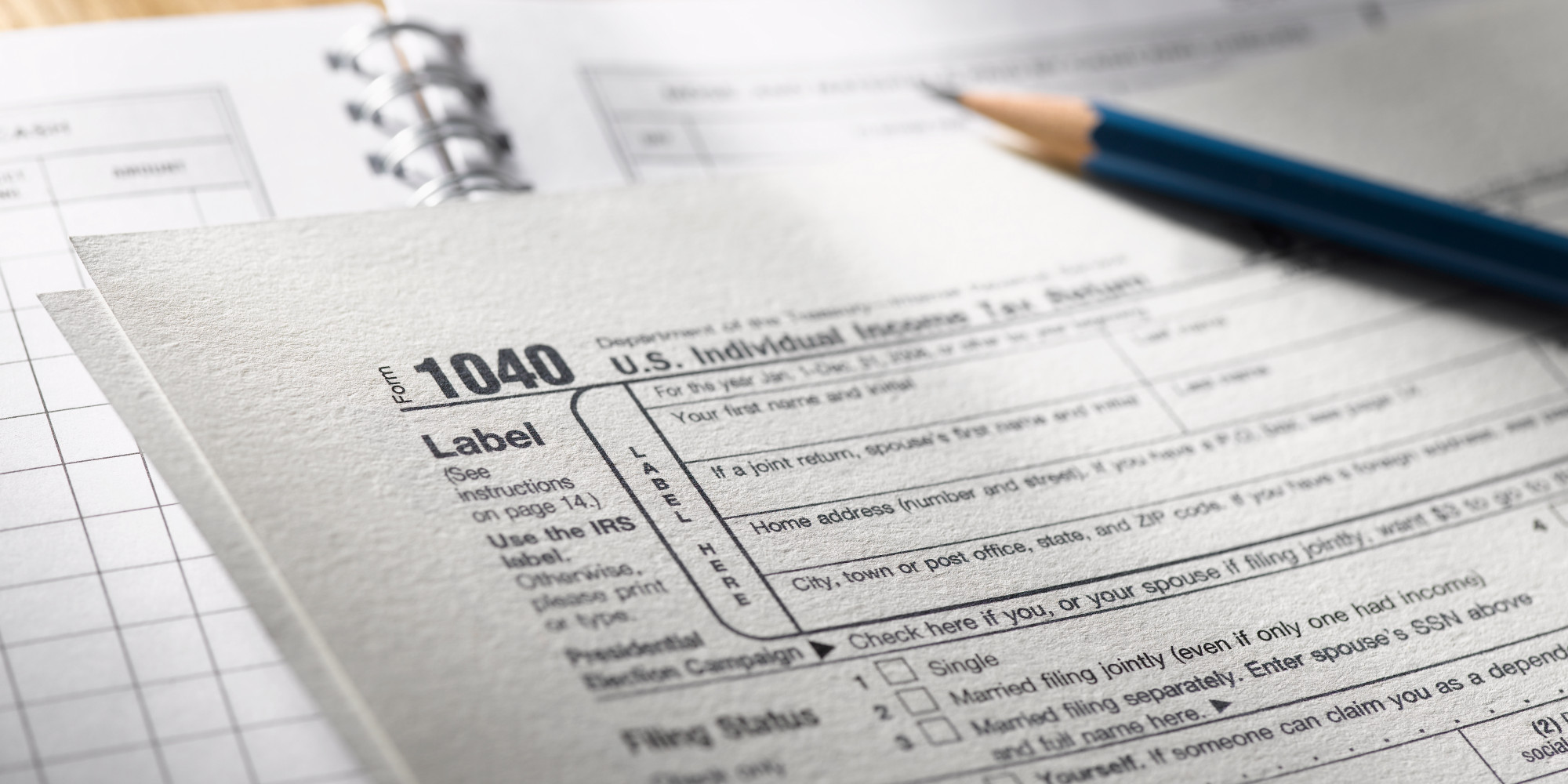 Self-Employed? Don\'t Forget These Tax-Filing Tips   HuffPost