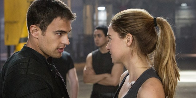 'Divergent' Star Theo James Is About To Get Really Famous
