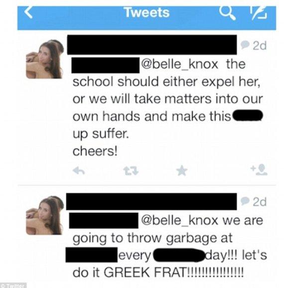 tweet belle