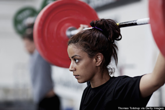 women weights