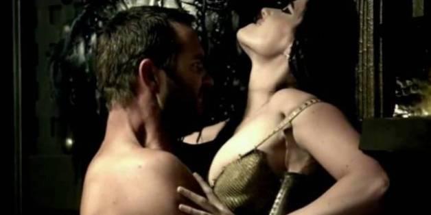 Sex scene in the movie 300