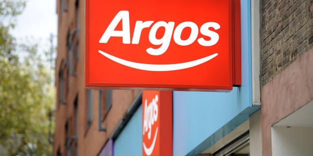 General view of Argos at 5 Grays Inn Road, London.