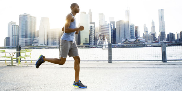 'The New Rules Of Running': Speed Is Strength In Disguise