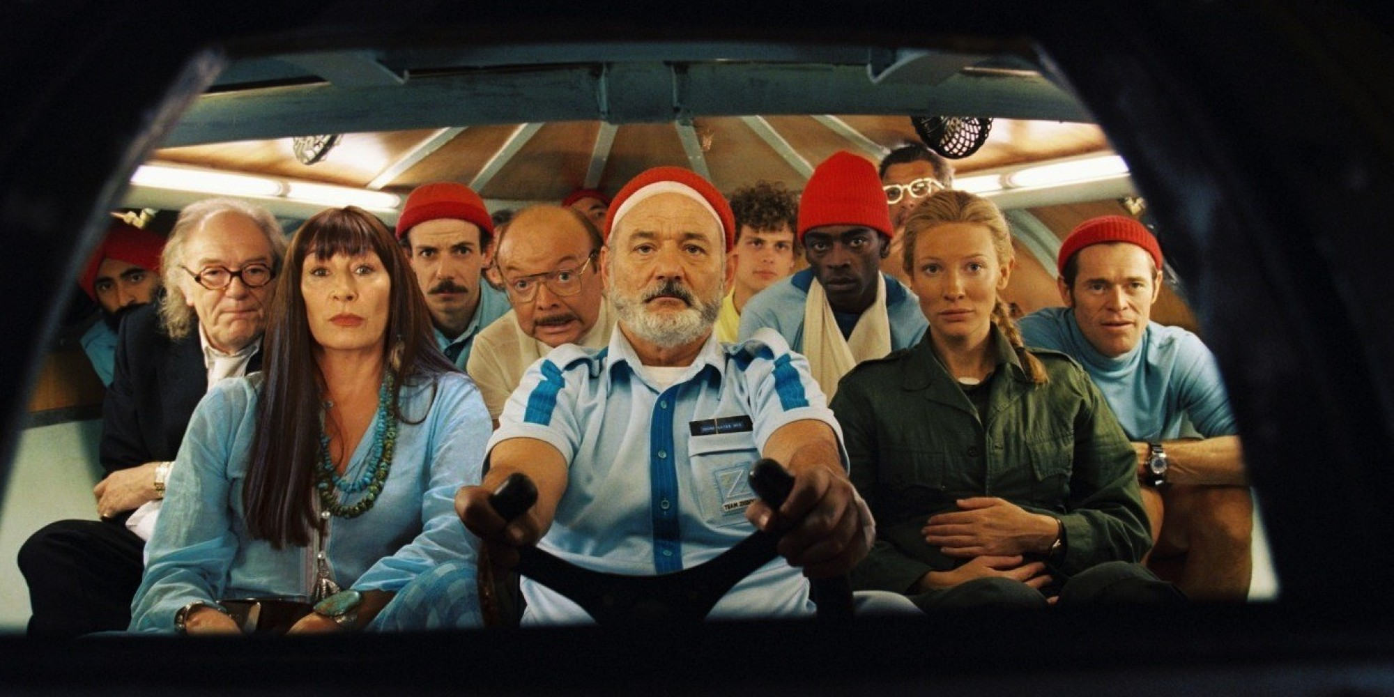 wes anderson on the 'life aquatic' scene that made you cry | huffpost