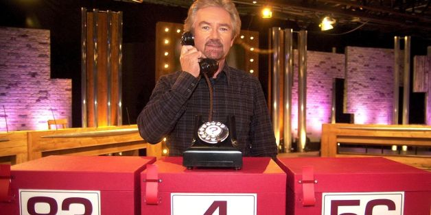 The Deal Or No Deal host says he doesn't have a TV licence