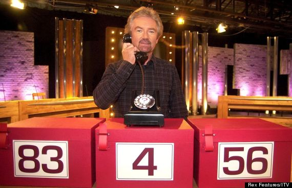 List of celebrity contestants on Deal or No Deal UK from ...
