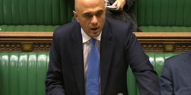 Treasury Minister Sajid Javid addresses MPs in the House of Commons where he praised RBS chief executive Stephen Hester for making an important contribution to Britain's recovery from the financial crisis.