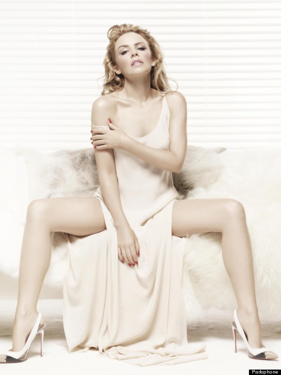 Kylie Minogue Interview Star Talks New Album Kiss Me